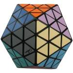 MF8 & OSKAR Icosahedron Version II  Black