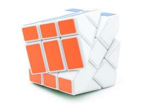 YJ Fisher Cube 3x3x3 White