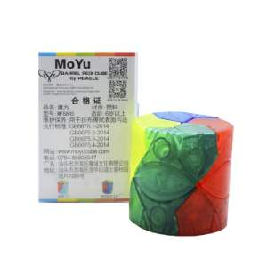 MoYu Barrel Redi Cube Transparent