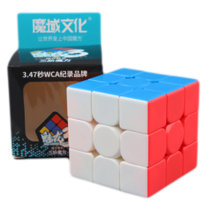 MoFang Jiaoshi Meilong 3X3 Stickerless