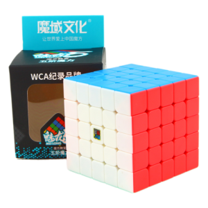 MoFang Jiaoshi Meilong 5X5 Stickerless