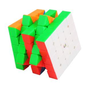 YuXin Little Magic 5x5x5 Magnetic stickerless