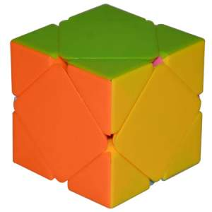 Fanxin Skewb Candy color