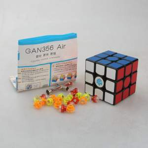 Gans 356 Air Black