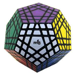 MF8 Magic Cube Gigaminx Black Body