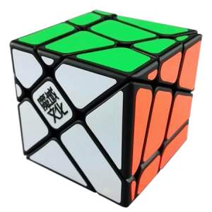 YJ MoYu Fisher Crazy YiLeng Black 3x3x3