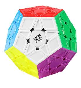 Qiyi Megaminx Sculpted Stickers