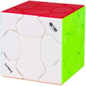 Qiyi Fluffy Cube 3x3 Stickerless