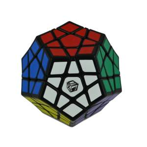 X-Man Galaxy Megaminx (Concave) Black