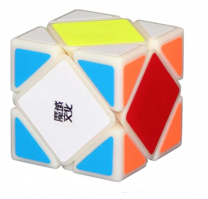 Moyu Skewb Primary white