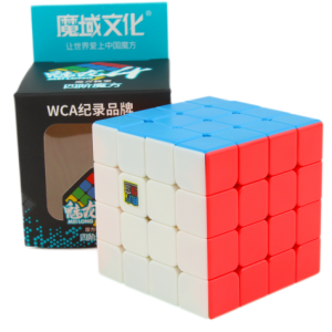 Mofangge Jiaoshi Meilong 4X4 Stickerless