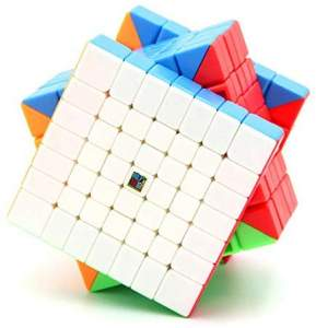 MoYu MoFang JiaoShi 7x7x7 MeiLong Stickerless