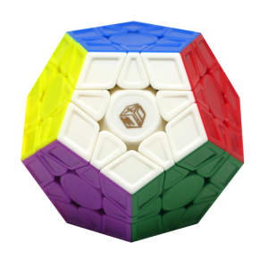 QiYi Galaxy Megaminx V2 L M stickerless