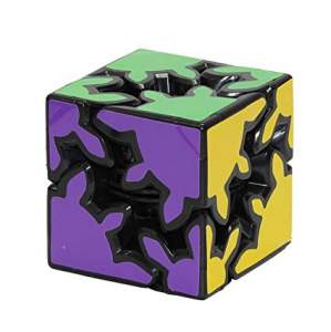 Lefun Cube 2x2 Gear Shift Black