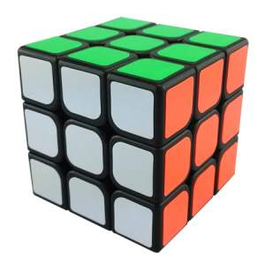 YJ MoYu GuanLong 3x3x3 Magic Cube Black