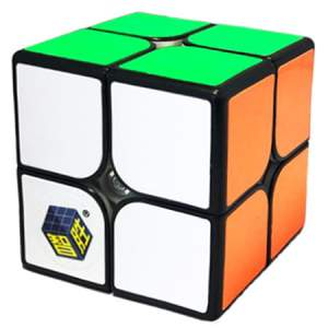 Yuxin Little Magic 2x2 Black